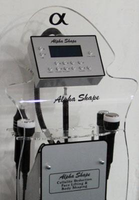 Alphashape Cellulite Reduction Machine